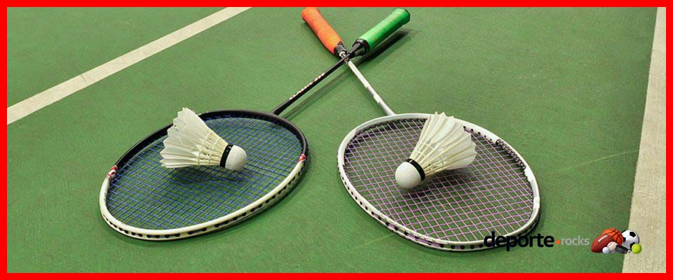 badminton dobles